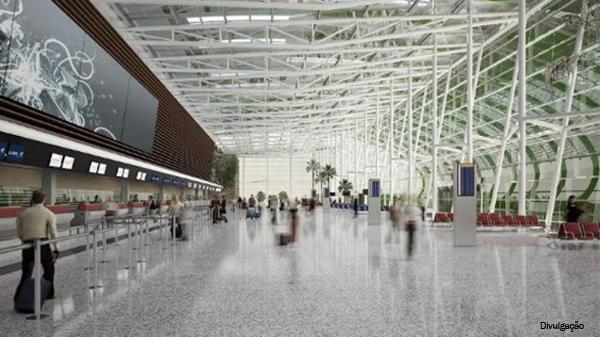 Aeroporto De Natal : Aeroporto internacional de natal rn amplia capacidade
