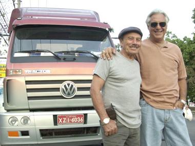 MAN comemora dez anos de lançamento do VW 18.310 Titan Tractor