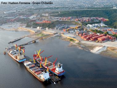 Porto Chibatão (AM) investe R$ 80 milhões em infraestrutura