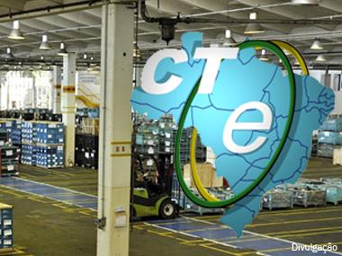 Transportadoras serão obrigadas a emitir CT-e a partir de 1º de dezembro
