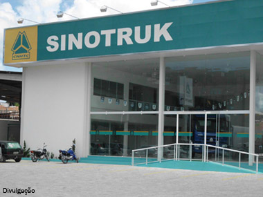 Sinotruk aposta na certificação da rede de atendimento para ganhar mercado
