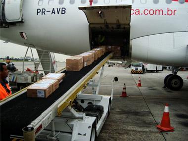 Avianca Cargo inaugura terminal de cargas em Congonhas (SP) e expande operações