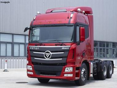 Chinesa Foton terá fábrica de caminhões em Camaçari (BA)