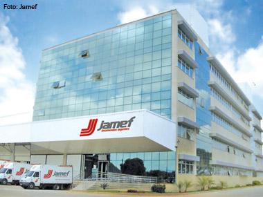 Jamef inaugura filiais em Salvador (BA) e Recife (PE)