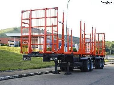 Vendas de implementos rodoviários registram queda no acumulado de 2012