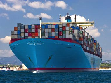 Conheça o maior navio cargueiro do mundo
