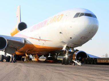 Acidente com cargueiro americano fecha aeroporto de Viracopos (SP)