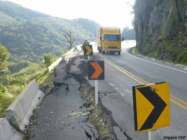 Rodovias brasileiras estão cada vez piores
