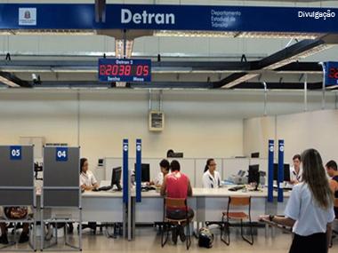 Detran-SP vai ganhar independência e funcionará como Poupatempo