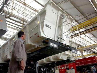 Vendas de implementos rodoviários caem 5,41% no 1º trimestre do ano