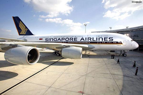 Conheça as melhores companhias aéreas do mundo