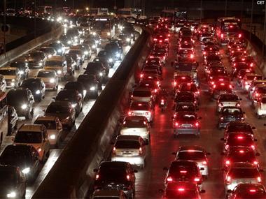 Saiba como foi o maior congestionamento da história do Brasil