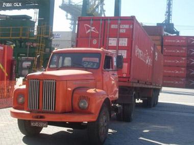 SP inicia programa de renovação de frota para caminhoneiros do Porto de Santos