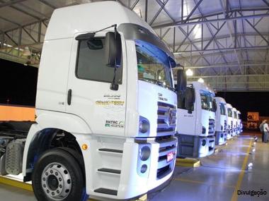 Governo prorroga linha especial de financiamento de caminhões