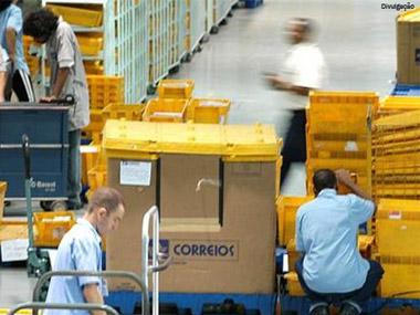 Correios querem 10% do mercado de logística porta a porta