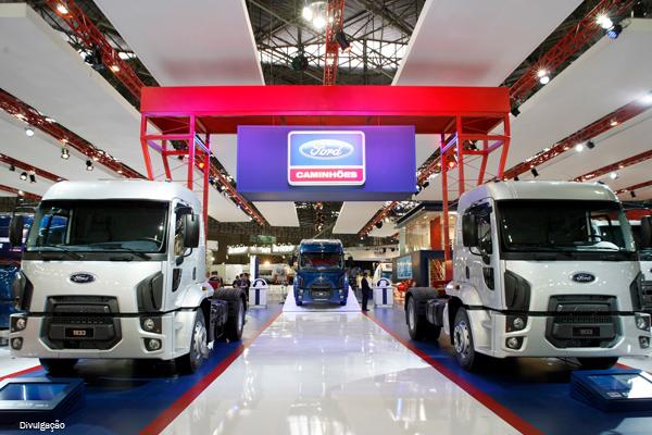Ford coloca caminhões de volta no foco de negócios
