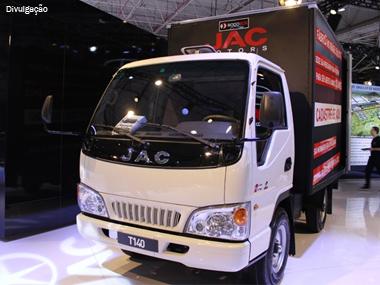 JAC Motors entra na briga pelo segmento de caminhões leves