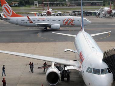 Demanda por transporte aéreo doméstico cresce 6,79% em 2012