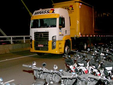 Expresso Mirassol faz a logística do Bike Tour de SP pelo quinto ano seguido