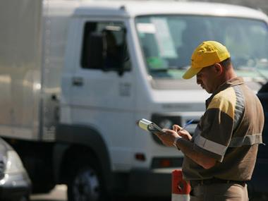 Multas para caminhões são as que mais crescem em São Paulo