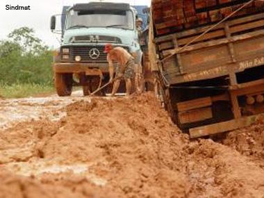 Mato Grosso retira mais de R$ 600 milhões das rodovias para obras da Copa do Mundo