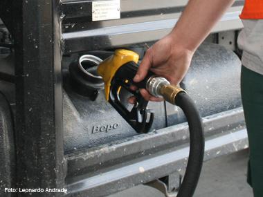 Segundo aumento no diesel do ano terá impacto sobre fretes