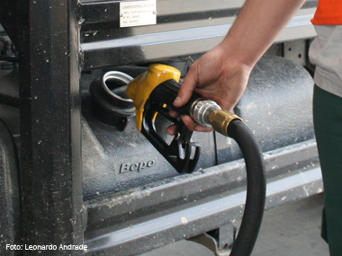 BR-101 e BR-116 têm o diesel mais barato, segundo levantamento da Ticket Car
