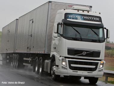 Volvo comemora resultados e poderá trazer nova marca de caminhões