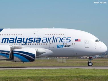Airbus entrega centésimo A380