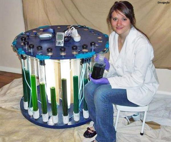 pesquisadora-biocombustivel