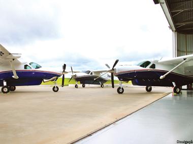 TwoAviation e Flex Aero unem operações