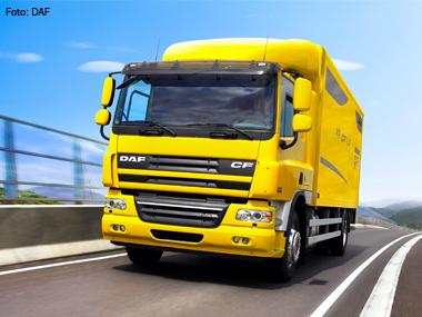 DAF Caminhões contrata DB Schenker para fazer logística de fábrica no Brasil