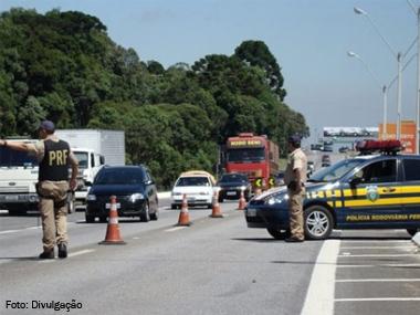 Blitz no Paraná identifica 28 casos de descumprimento à Lei do Motorista