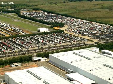 MAN inaugura Parque de Fornecedores para ampliar capacidade produtiva
