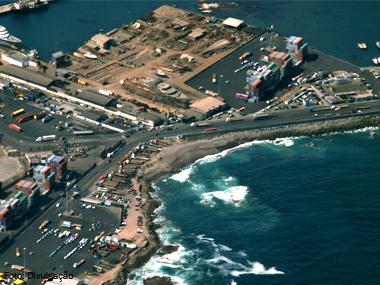 Transportadores do MS querem utilizar portos do Chile