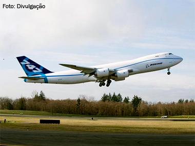 Boeing projeta demanda de 35 mil aeronaves para os próximos 20 anos