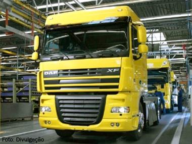 DAF anuncia fase final de obras na fábrica de Ponta Grossa (PR)