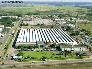 International inaugura fábrica em Canoas (RS)