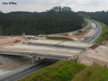 Rodoanel Leste já tem 48% das obras concluídas