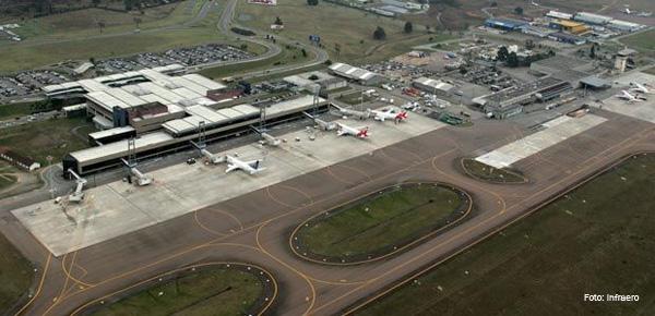 Aeroporto Em Curitiba : Aeroporto de curitiba pr recebe obras recuperação nas