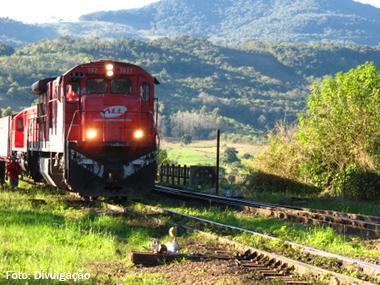 ALL arrenda 18 locomotivas para transporte de combustíveis no MS