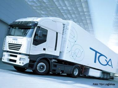 TGA Logística inicia operações com rota de 72 horas entre Brasil e Uruguai