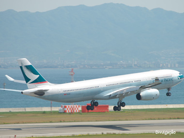 Airbus entrega milésimo A330 a Cathay Pacific Airways