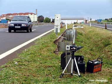 Radares móveis não serão mais utilizados em rodovias paulistas