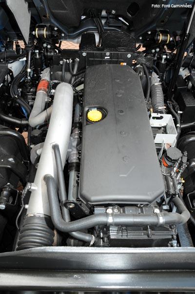 Propulsor FPT é um dos destaque do caminhão