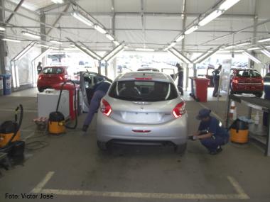 Serviço de inspeção e pós-produção automotiva da GEFCO completa um ano