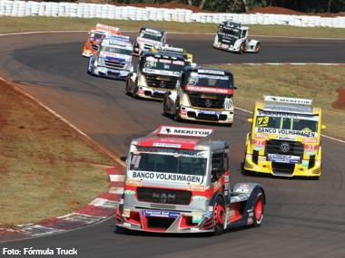 MAN Latin America conquista primeira vitória na Fórmula Truck
