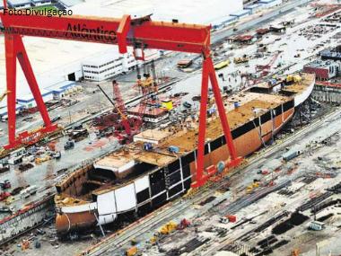 Antaq determina normas para embarcações em construção na navegação marítima