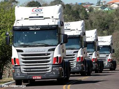 Coopercarga firma contrato de operação com a Unilever
