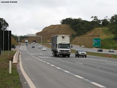 Rodoanel Sul recebeu mais de 10 milhões de caminhões no último ano